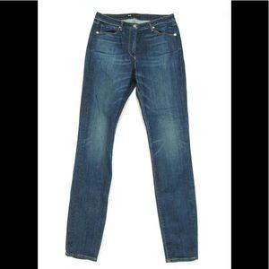[3x1 NYC] Stretch Mid-Rise Skinny Jeans Size 27